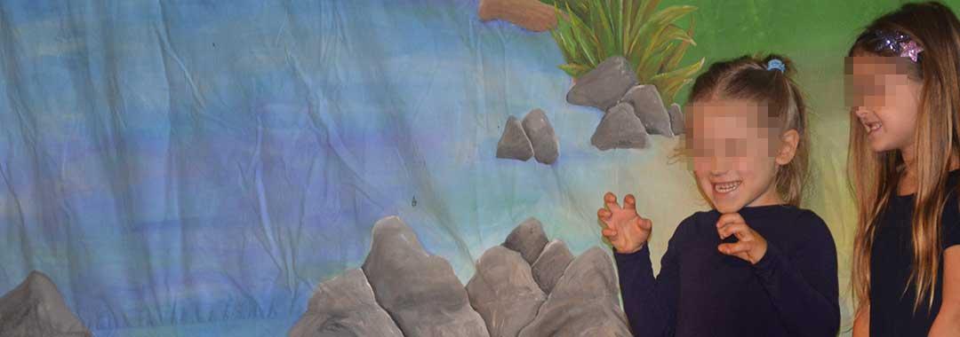 Massimo Trombetta - Oceano Invisibile: Teatro Emozionale con i bambini